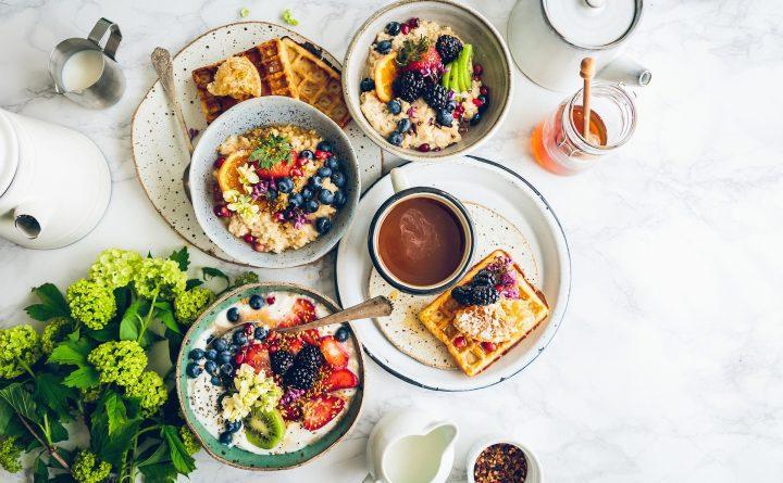 gezond en makkelijke recepten