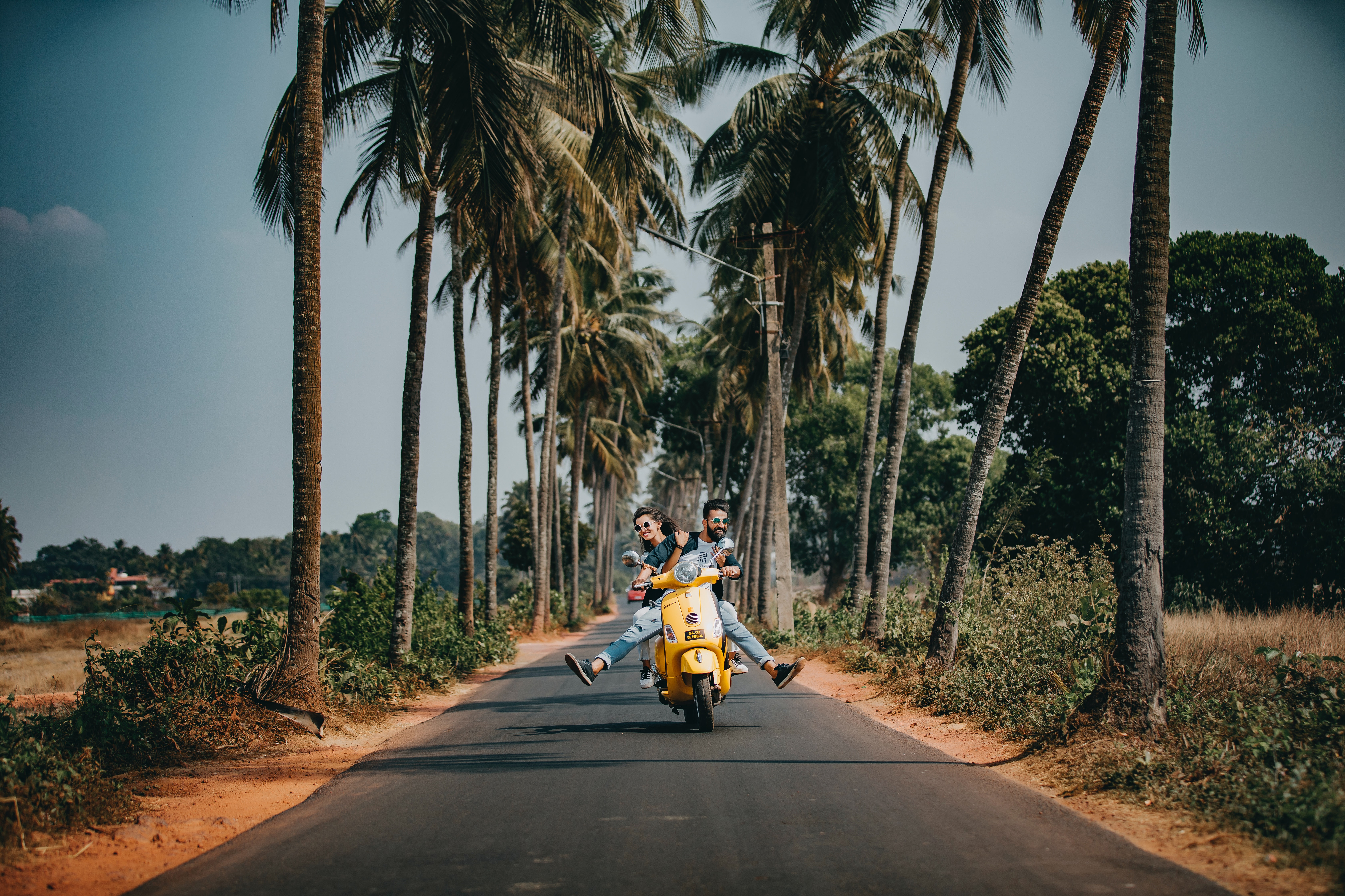 scooter vakantie